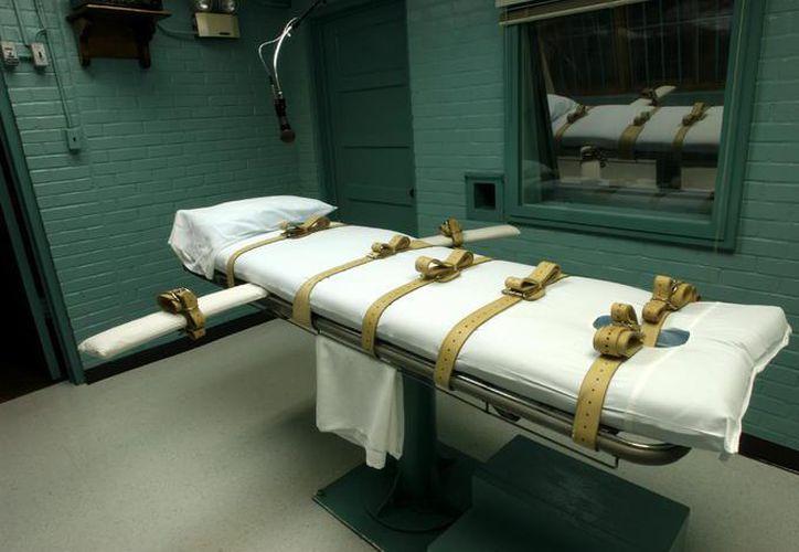 Un reo blanco será ejecutado por matar a una persona afroamericana. (Contexto/Internet).