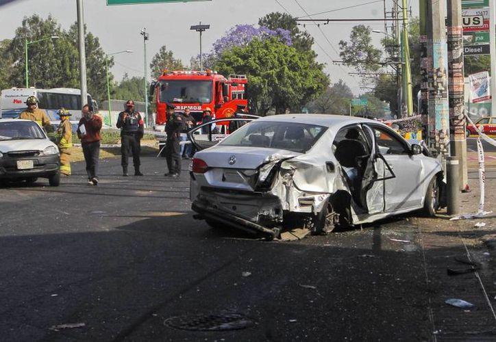 Enero fue el mes que más incidentes concentró la Ciudad de México. (Gaceta Mexicana).
