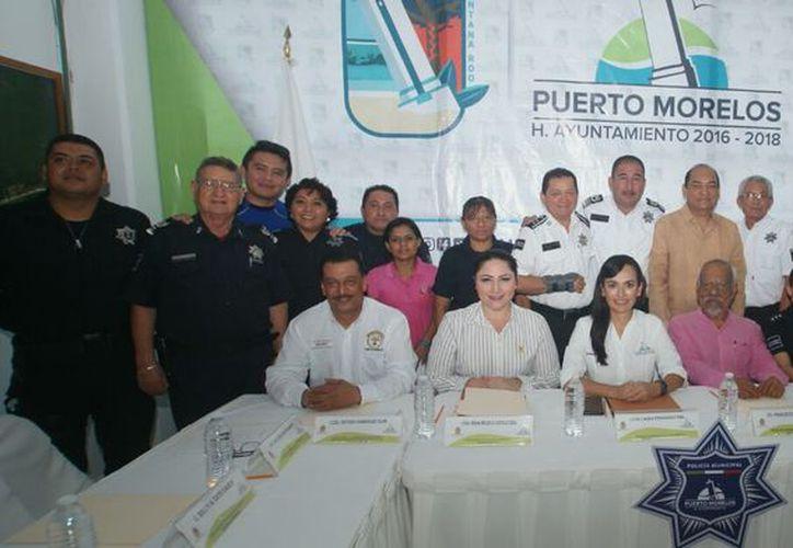 Las autoridades inauguraron la octava reunión en el municipio. (Cortesía)