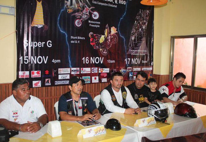 Las actividades programadas para el viernes 15 de noviembre concluirán con el concierto de Súper G. (Miguel Maldonado/SIPSE)