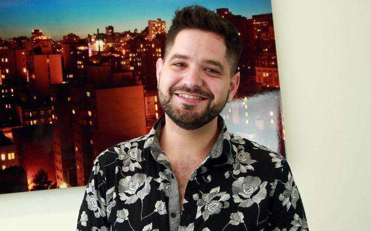 Gabriel Wabi Rodríguez 'Gwabir' tiene más de ocho años de presencia en los medios virtuales. (Jorge Acosta/Milenio Novedades)