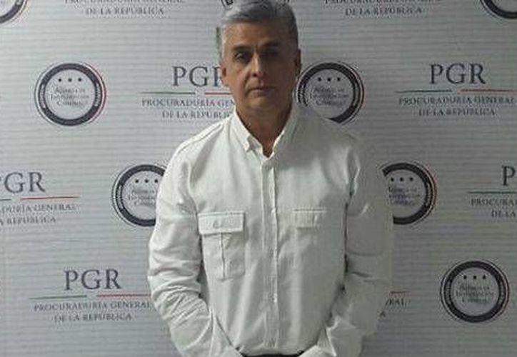 Francisco Arnaldo Monge Araiza permanece recluido en el Cefereso 11, de Hermosillo, Sonora. (etcetera.com.mx)