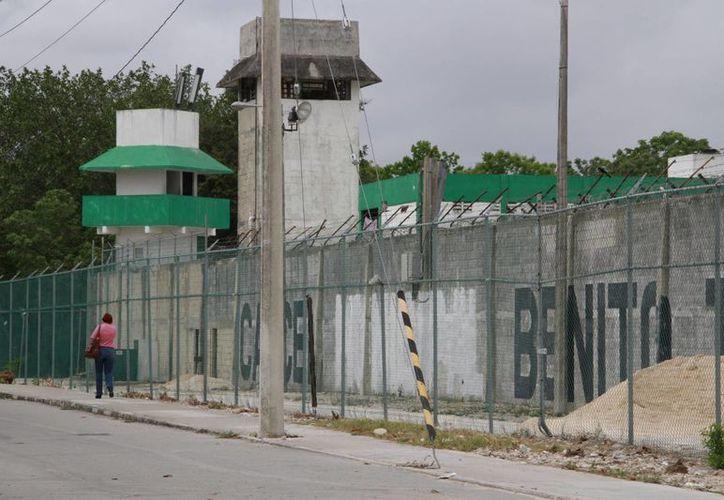 La mujer se encuentra en la cárcel de Cancún por homicidio calificado. (Tomás Álvarez/SIPSE)