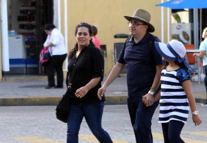 Para mañana se mantendrían las precipitaciones aisladas y ligeras al oriente de Yucatán, oriente y sur de Campeche y norte y centro de Quintana Roo. (SIPSE)