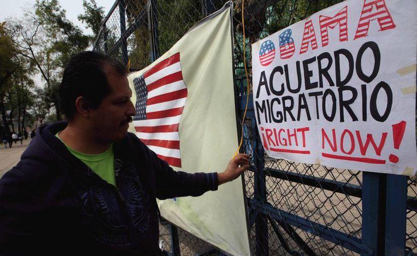 América del Norte concentra unos 50 millones de migrantes. (Archivo/Notimex)