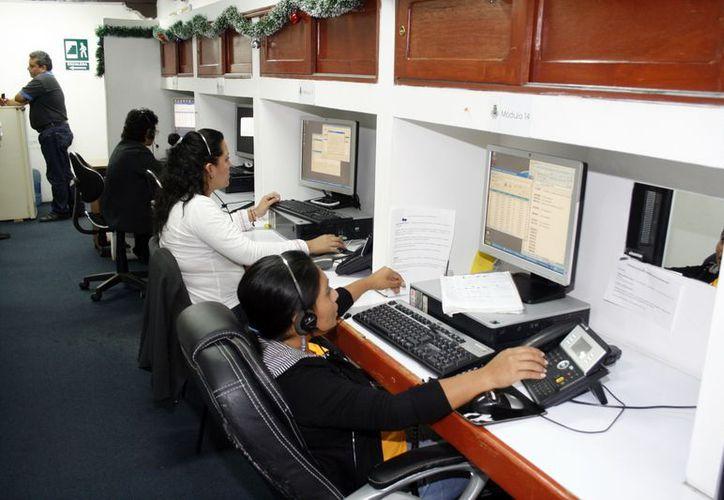 Umipol recibe al año unos 215 mil reportes telefónicos, algunos falsos. (Milenio Novedades)