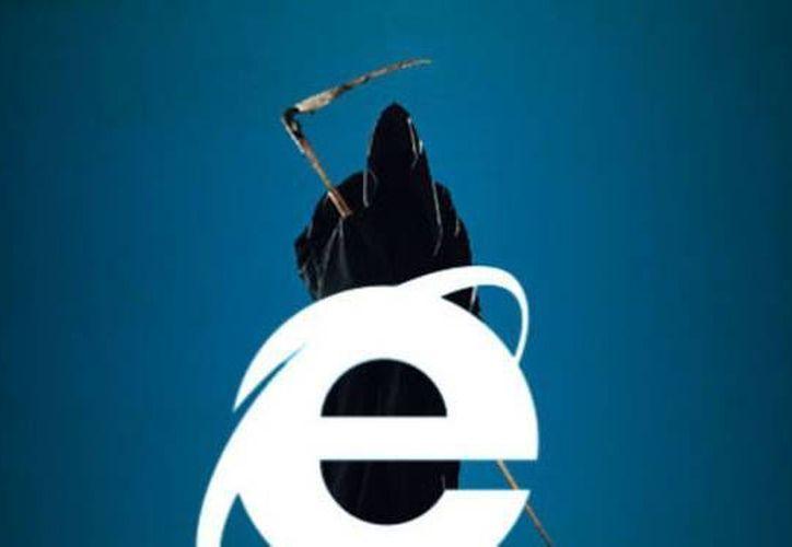 Microsoft anunció que dejará de actualizar los sistemas de seguridad y reparaciones para Internet Explorer 8, 9 y 10, lo que significaría la 'lenta muerte' del navegador. (www.redeszone.net)