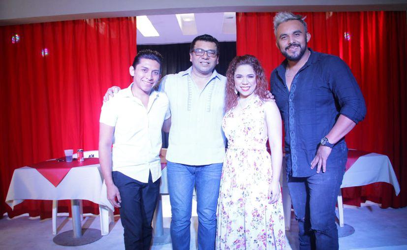 Variedad de espectáculos en diversos géneros como obras de teatro regional y montajes formales, shows de comedia, segmentos de stand up, entre otros. (Foto: Jorge Acosta/Novedades Yucatán )
