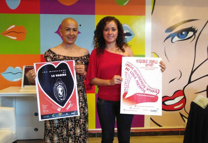 El Centro Integral de Atención a las Mujeres A.C. busca crear conciencia sobre la violencia de género. (Yajahira Valtierra/SIPSE)