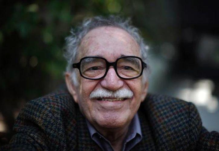 Gabriel García Márquez falleció el 17 de abril a los 87 años de edad. (Archivo/AP)
