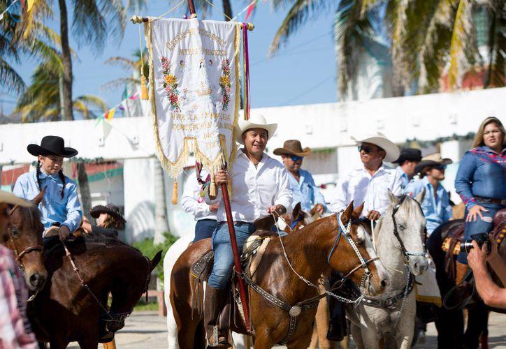 A partir del 13 de diciembre se dará el banderazo de inicio para el operativo Guadalupe-Reyes en Isla Mujeres. (Foto: Cortesía)