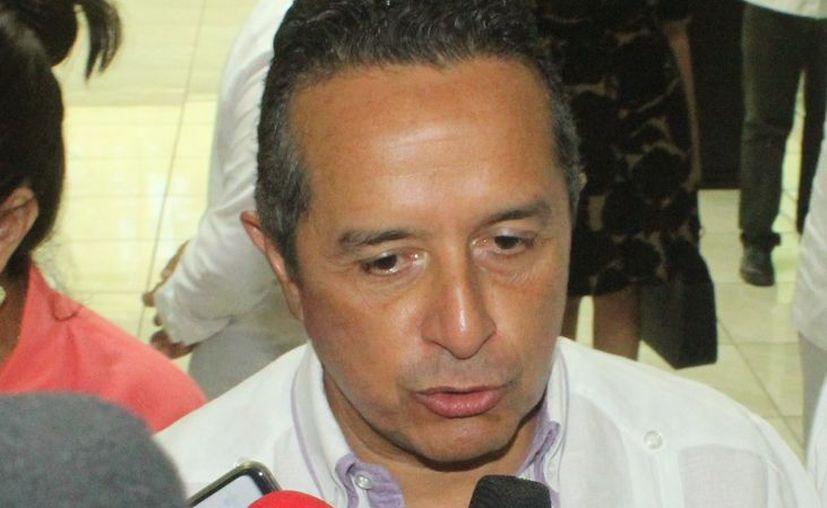 El gobernador implementará proyectos para enfrentar la medida de austeridad federal del 2020. (Daniel Tejada/SIPSE)
