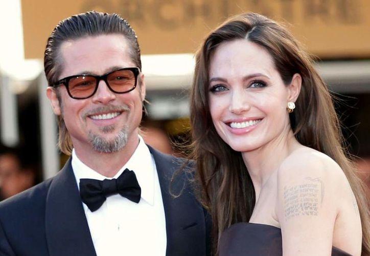 Pitt y Jolie decidieron llegar a un acuerdo por sus seis hijos. Foto: Contexto