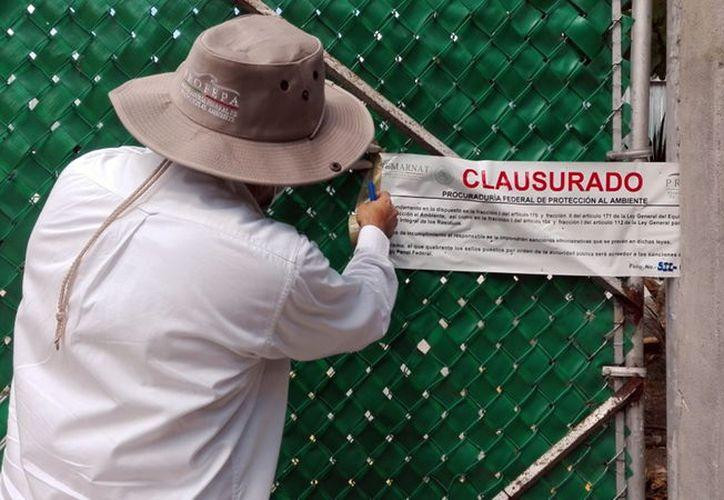 Las autoridades están pendientes de las construcciones en el litoral. (Foto: Milenio Novedades)