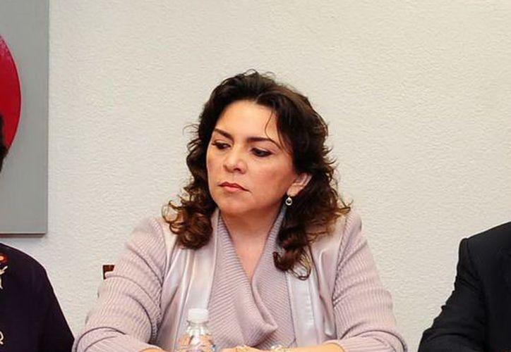 La exgobernadora de Yucatán mantiene al día a sus seguidores de Twitter. (Archivo Notimex)