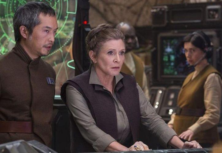 La eterna Princesa Leia tendrá una merecida despedida, señala el hermano de la actriz. (Foto: Contexto/Internet)