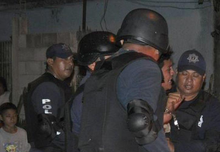 Este grupo está encargado de atender los problemas reportados por la ciudadanía. (Manuel Salazar/SIPSE)