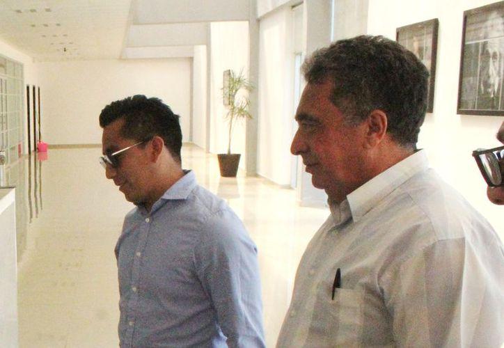 El exsecretario de gobierno de la administración de Roberto Borge, Gabriel Mendicuti Loría, obtuvo tres meses más para presentar pruebas a su favor, en el proceso que enfrenta. (Daniel Tejada/SIPSE)