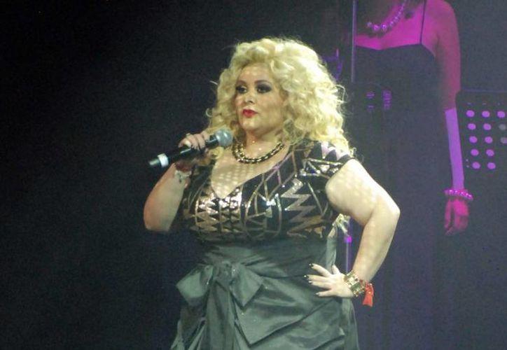 La cantante y actriz Sheyla, quien hace casi 10 años ganó el reality show 'Cantando por un sueño', dice que nunca recibió el premio por el concurso. (Archivo/NTX)