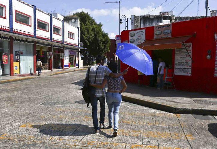 De acuerdo a la Conagua, este sábado será cálido, pero en las primeras horas del domingo se sentirán los efectos de un frente frío. (SIPSE)