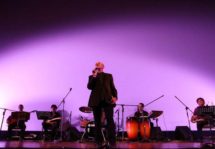el compositor yucateco refrendó ante los asistentes su talento. (Milenio Novedades)