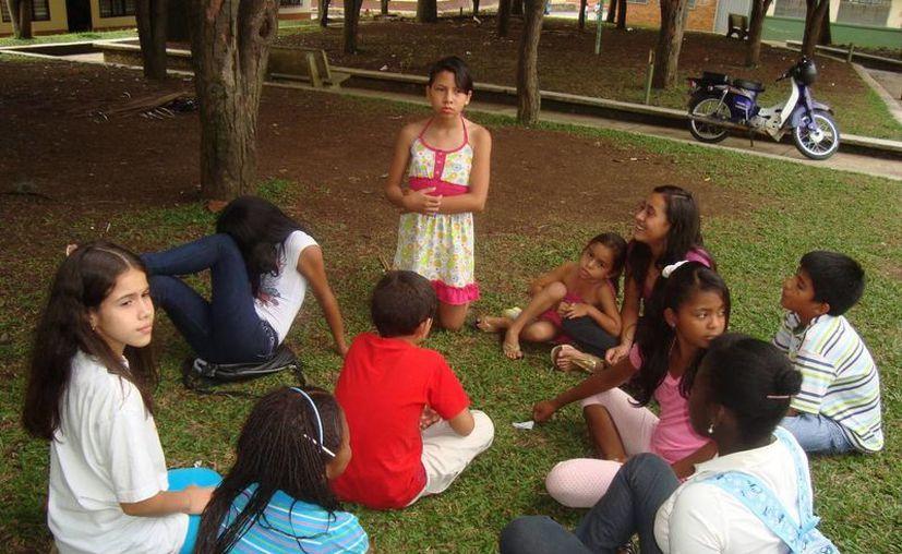 Este modelo contra la violencia fue aplicado por la iglesia católica en Colombia. (Archivo/Colombianet)