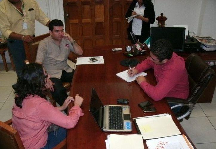 El Ayuntamiento entregará 80 mil pesos para impulsar la campaña. (Manuel Pool/SIPSE)