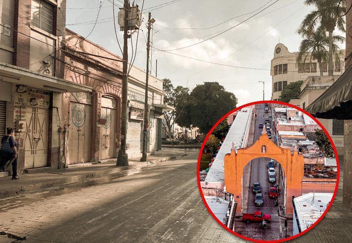 El cruce de la calle 65 x 56 tiene una original historia. (Especial)