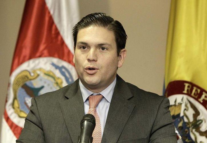 Pinzón: Colombia quiere pertenecer a la OTAN, pero da la espalda a otras organizaciones de la región. (EFE/Archivo)