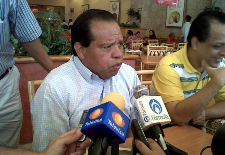 López Rosas no se ha manifestado respecto al homicidio. (Archivo/SIPSE)