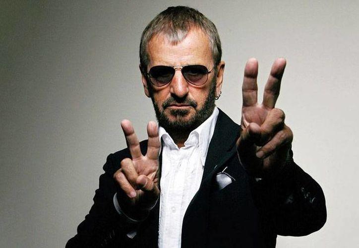 Ringo Starr estrena disco este 2015: 'Postcards from Paradise' que saldrá a la venta el próximo 30 de marzo. (Ansa Latina)