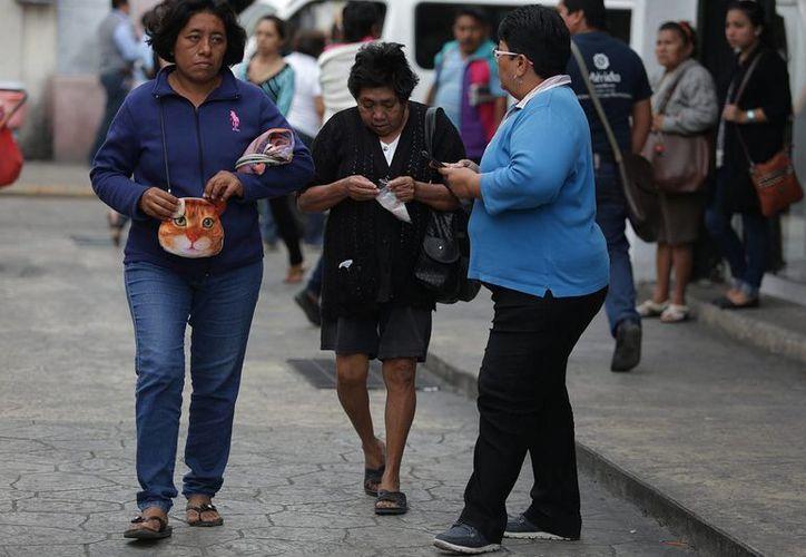 Este martes, Mérida reportó una temperatura mínima de 10.4 a las siete de la mañana. (Notimex)