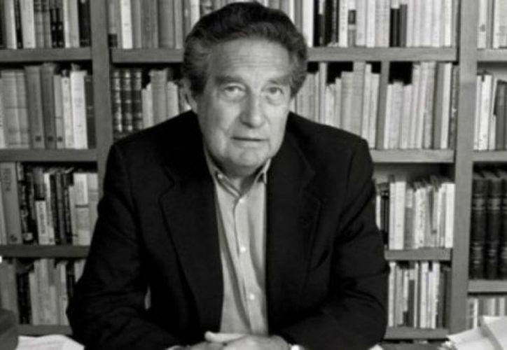 Octavio Paz es considerado el intelectual más importante del siglo XX en México. (Foto: Notimex)