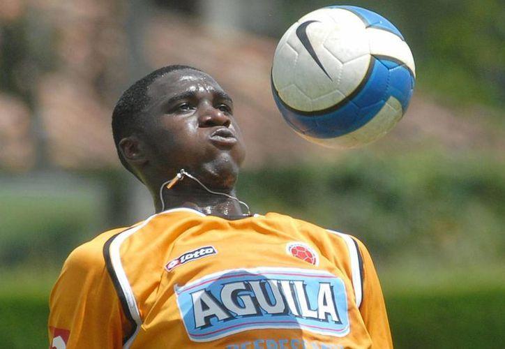 En la imagen, el jugador de la selección colombiana de fútbol y del Milán de Italia, Cristian Zapata. (EFE/Archivo)
