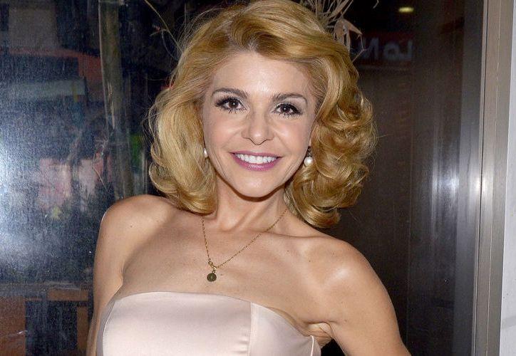 Cantoral asegura que se siente orgullosa de interpretar a Pinal en su serie. (Foto: Televisa)