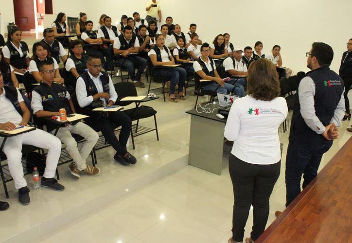 El Seguro Popular busca darle fluidez al plan de adhesión y renovaciones. (Adrián Barreto/SIPSE)