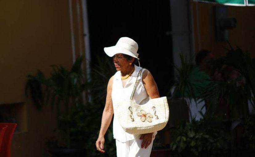 En Mérida, la temperatura máxima ayer fue de 29.4 grados centígrados al mediodía. (Christian Ayala/SIPSE)