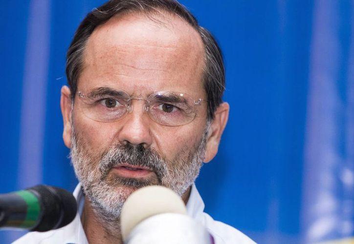 Madero aseguró que el PRI debe hacer caso al llamado del presidente a reconocer los resultados. (Notimex)