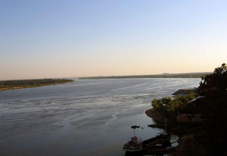 El desbordamiento del Río Paraguay, ha provocado graves perdidas a los ciudadanos. (Wikipedia/ Imagen de contexto)