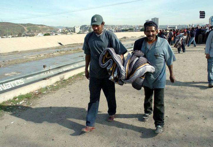 Los migrantes serán devueltos a Guatemala, El Salvador, Honduras y República Dominicana. (Agencias)