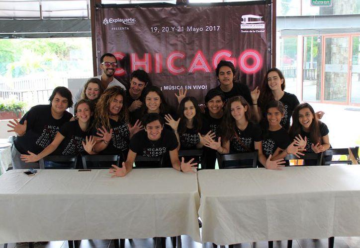El grupo Explayarte presentará la obra musical en la ciudad. (Foto: Adrián Barreto)