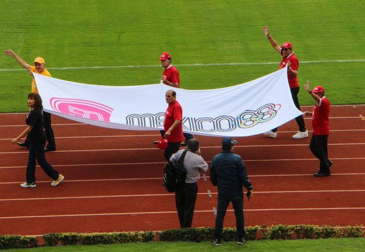 Hace cincuenta años, México fue sede de los Juegos Olímpicos. (Twitter @COM_Mexico)