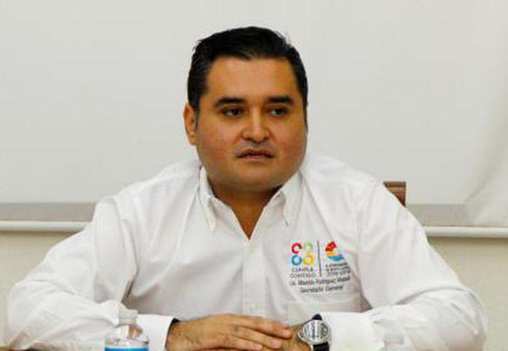 Mauricio Rodríguez Marrufo aceptó su responsabilidad. (Redacción)