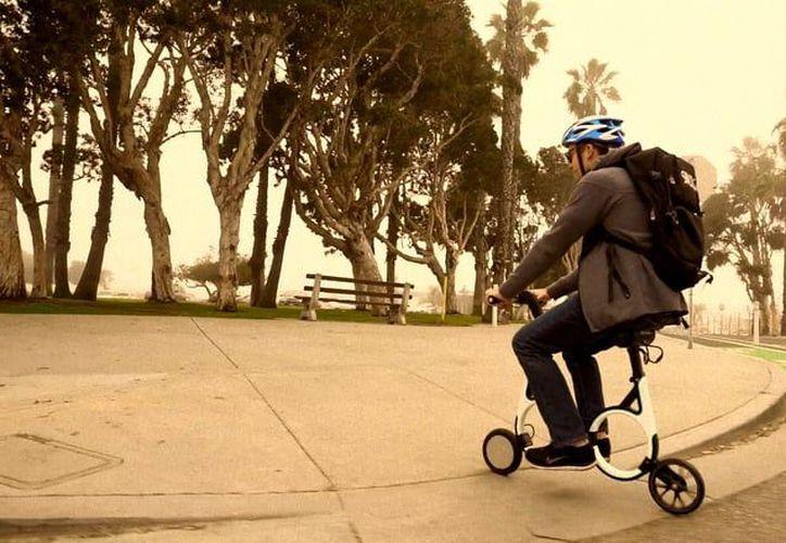 Smacircle es una bicicleta que está elaborada por expertos en electrónica. (Vimeo).