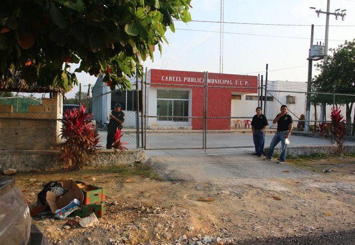 Quince personas han abandonado la cárcel al cumplir sentencias por delitos no graves, en Felipe Carrillo Puerto. (Benjamín Pat/SIPSE)