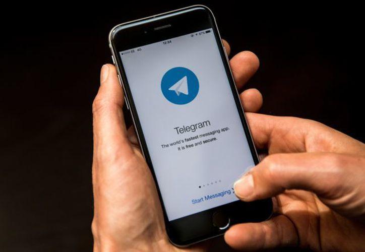 Telegram está considerada como una app de mensajería instantánea segura. (Contexto/Internet).