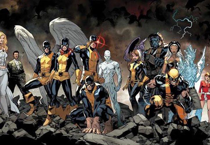"""Los seleccionados estarán a cargo de realizar el gráfico de """"All new X-Men"""". (Zona Negativa)."""
