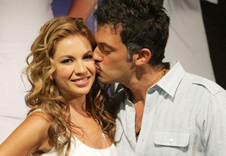 Fernando del Solar dijo estar feliz y enamorado de su actual pareja y a Ingrid respetarla como madre de sus hijos. (Vanguardia MX)
