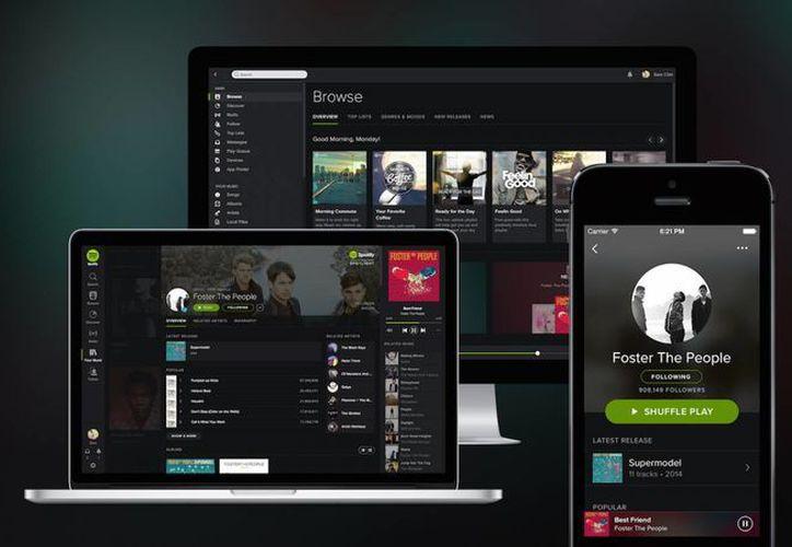Spotify cuenta con unos 55 millones de usuarios que tienen la versión gratuita de su servicio; otros 20 millones más pagan. (meristation.com)