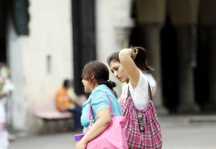 En el ámbito educativo es posible observar que las mujeres yucatecas tienen acceso a niveles de escolaridad más altos. (Archivo/Milenio Novedades)